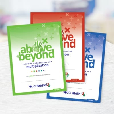 Above+Beyond Workbooks